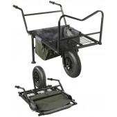 JRC® Contact Barrow įrangos vežimėlis