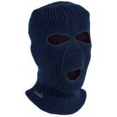 Kepurė - kaukė Norfin Knitted BL