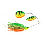 44870 Savage Gear Da'Bush Spinnerbait 32g #3 Firetiger