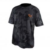 Savage Gear Black Savage marškinėliai