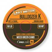 Valas PROLOGIC Bulldozer K Braided Shock Leader