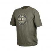 54650  Prologic Bank Bound Badge Marškinėliai (M Dydis)