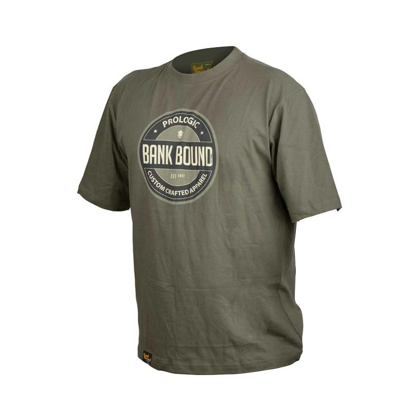 Prologic Bank Bound Badge Marškinėliai