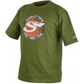 54677 Scierra S Logo T-shirt Marškinėliai - S