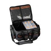 Savage Gear System Box XL krepšys su vandeniui atspariu dangteliu
