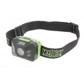 56055 Prožektorius DAM MadCat Sensor Headlamp
