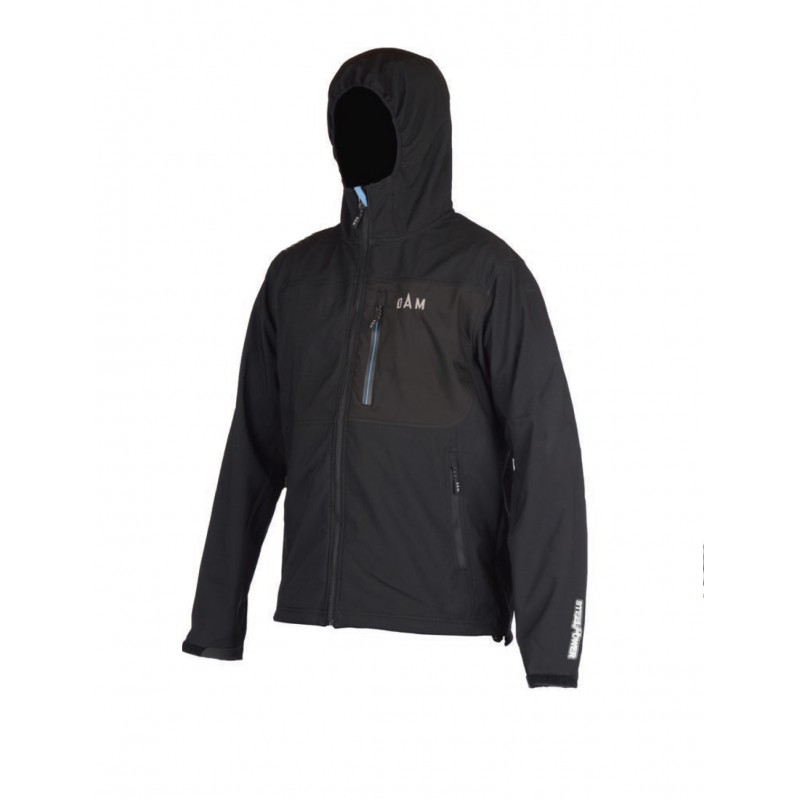 Striukė DAM Steel Power SoftShell Jacket