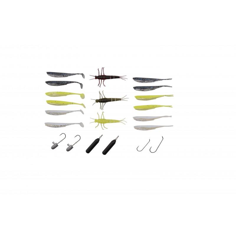 Savage Gear Mini Perch Kit 21pcs 57620