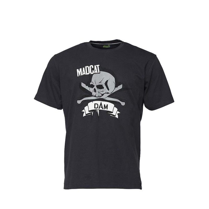 Marškinėliai MADCAT Skull Tee