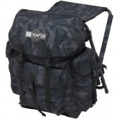 Kėdė-kuprinė Ron Thompson Camo Backpack Chair
