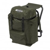 Kėdė-kuprinė Ron Thompson Heavy Duty V2 Backpack Chair