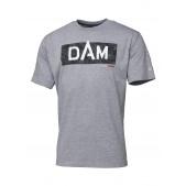 Marškinėliai DAM Logo T-Shirt Grey