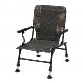 Kėdė Prologic Avenger Relax Camo Chair W/Armrests & Covers