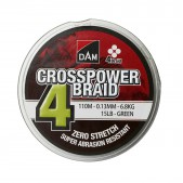Pintas valas D.A.M. CrossPower 4-Braid