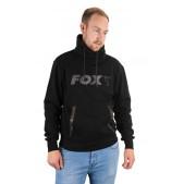 Bliuzonas Fox Black / Camo Print High Neck
