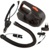 CIB003 Fox Rechargable Air Pump / Deflator 12 V / 240 V
