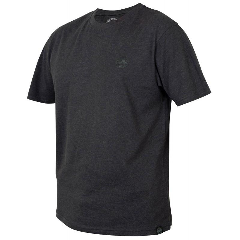 Marškinėliai Fox CHUNK Black Marl T