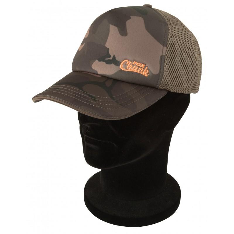 Kepurė su snapeliu Fox Chunk Camo Mesh Back Baseball Cap