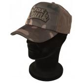 Kepurė su snapeliu Fox Chunk Camo Solid Back Baseball Cap