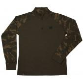 Marškinėliai FOX Chunk Camo / Dark Khaki Edition L/S T-shirt