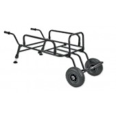 Įrangos vežimėlis Carp Zoom Double Wheel Trolley
