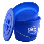 Feeder Competition Bait Bucket&Bowl 25 L kibiras
