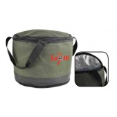 Carp Zoom kibiras Collapsible Bait Bucket, insulated