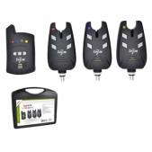 Signalizatorių rinkinys Carp Zoom Topex K-370 Bite Alarm Set