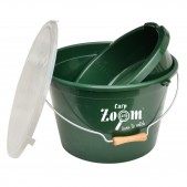 Kibirų rinkinys Feeder Competition Bait Bucket Set
