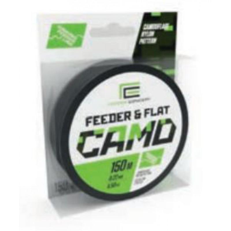 Valas Feeder Concept Distance Feeder&Flat Camo