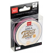 Valas Lucky John Fluorocarbon Area Trout Game Pink