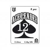 VAL1238 Muselinis pavadelis Vision ACE leader (12' 0.38mm)