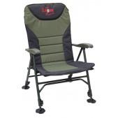 CZ9606 Kėdė Carp Zoom Recliner Comfort Armchair, 56x46x42/98cm