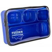 Dėžutė Feeder Competition EVA Bait Box Set