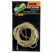 CAC568 Fox Edges Hook silikoninis vamzdelis