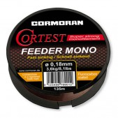 37-315022 Valas Cormoran Cortest Feeder Mono 0.22mm 135m