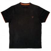 Fox Black Orange T-Shirt marškinėliai