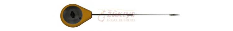 žieminė meškerytė Balalaika su sargeliu ; teleskopinė