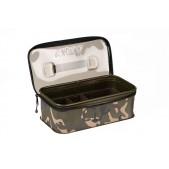 EVA dėžutė FOX Aquos Camolite rig box and tackle bag