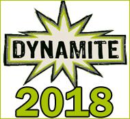 Dymamite sonas 2018