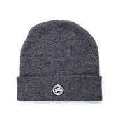 FOX kepurė Chunk Grey/Black Marl Beanie