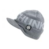 FOX kepurė Chunk Grey Peaked Beanie