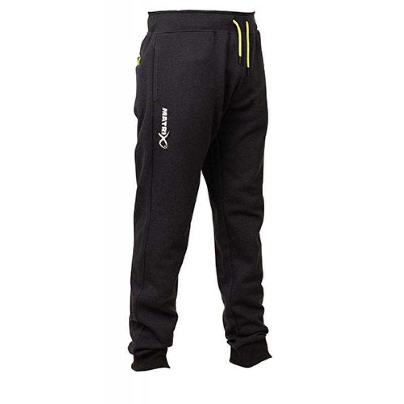Kelnės Matrix Minimal Black/Marl Joggers