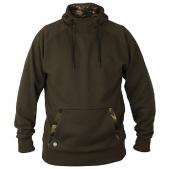 FOX bliuzonas Chunk Dark Khaki / Camo hoodie