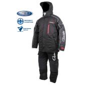 Kostiumas žieminis Gamakatsu Hyper Thermal Black