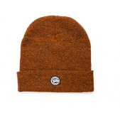 FOX kepurė Chunk Orange/Black Marl Beanie