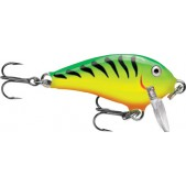 Rapala Mini Fat Rap MFR03 (FT) FireTiger