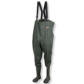Bridkelnės Ron Thompson Ontario V2 Chest Waders Cleated
