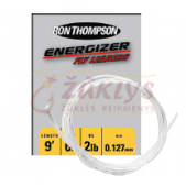 15580 RonThompson Energizer Tapered Fly Leader 0.152