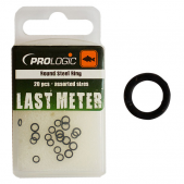 45847 Prologic Steel Rings Drop Shape